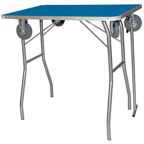 More informations about: Classic folding grooming table - TA013