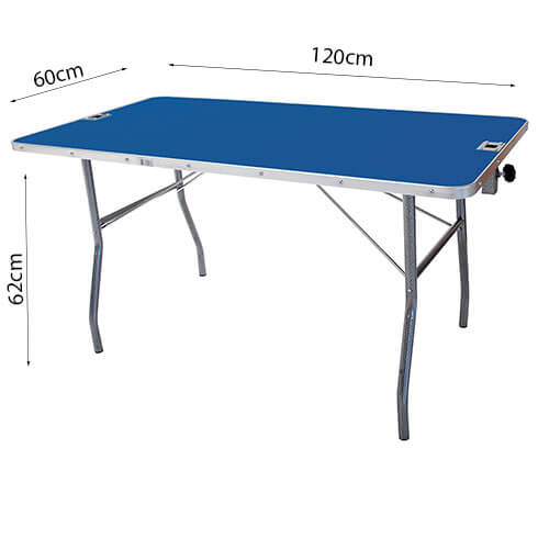 More informations about: Classic folding grooming table