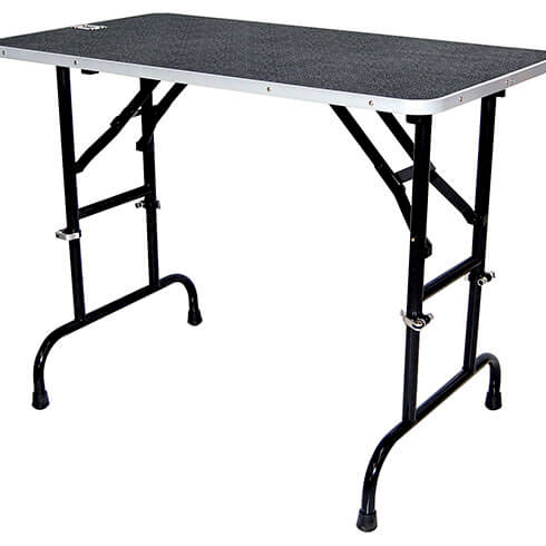 More informations about: Folding table - adjustable - spécially designed for small and medium dogs
