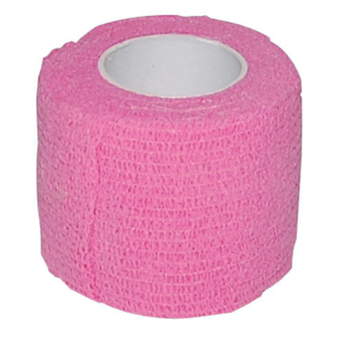 More informations about: Self adhesive bandage - pink