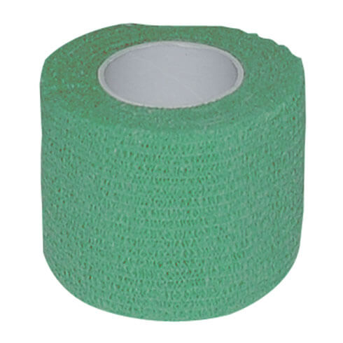 More informations about: Self adhesive bandage - green