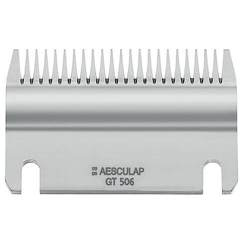 More informations about: Blade Aesculap GT506 for Bovine Econom II - 24 teeth - 3mm