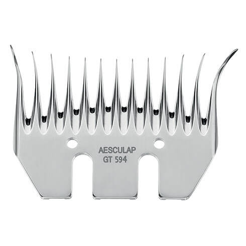 More informations about: Blade Aesculap GT594 for Sheep Econom II - 13 teeth - 3,5mm