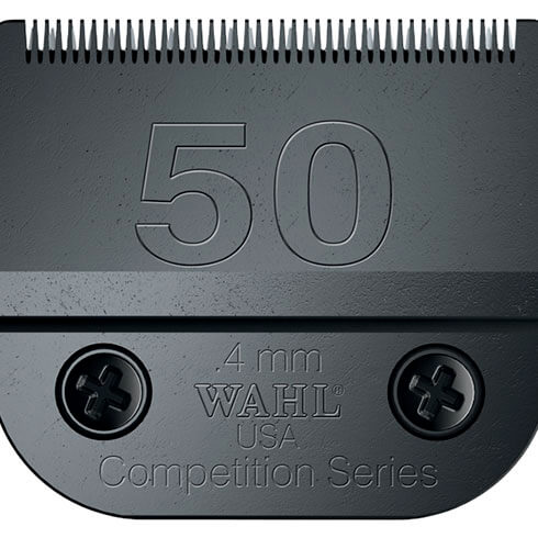 More informations about: Clipper blade Clip system - Wahl Ultimate Competition - N°50 - 0.4mm