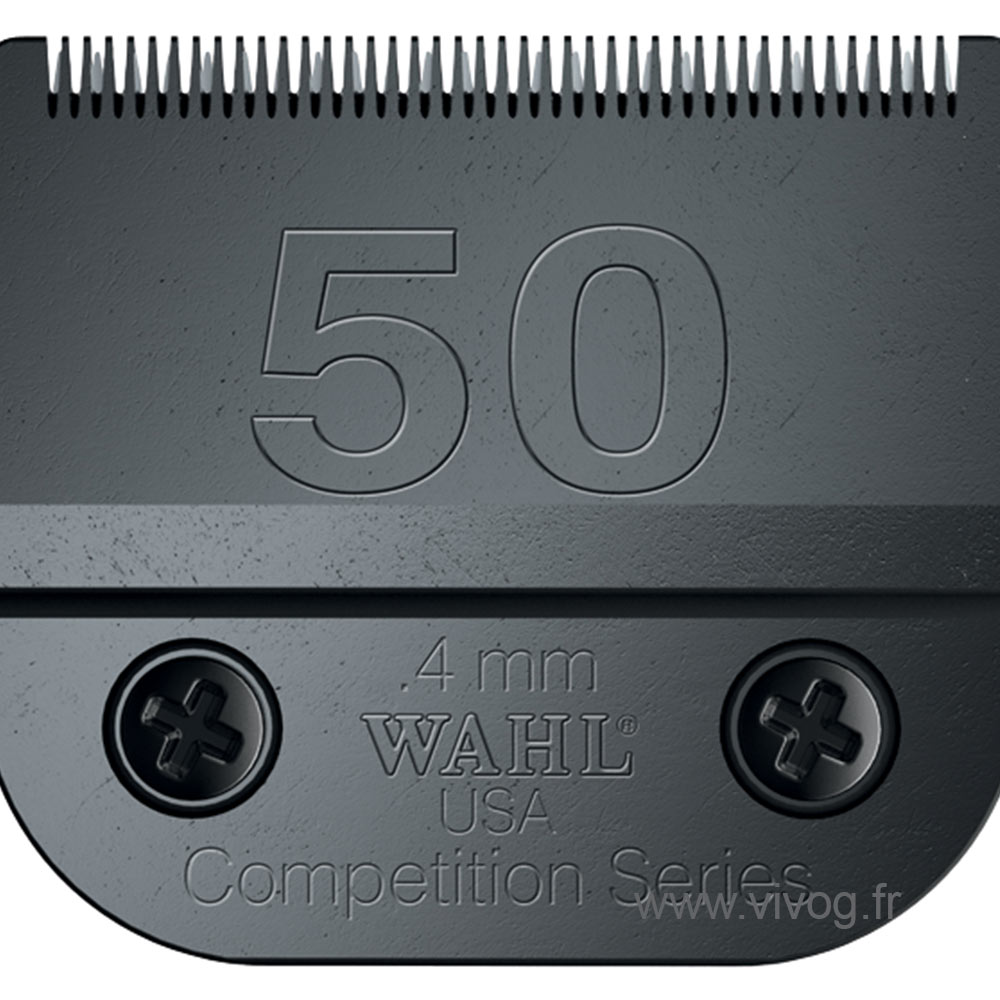 Clipper blade Clip system - Wahl Ultimate Competition - N°50 - 0.4mm