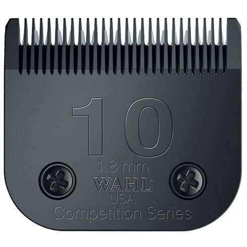 More informations about: Clipper blade Clip system - Wahl Ultimate Competition - N°10 - 1.8mm