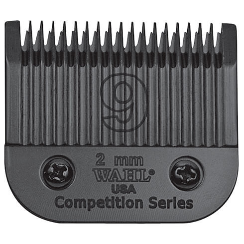 More informations about: Clipper blade Clip system - Wahl Ultimate Competition - N°9 - 2mm