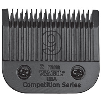 Clipper blade Clip system - Wahl Ultimate Competition - N°9 - 2mm