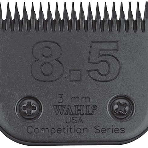 More informations about: Clipper blade Clip system - Wahl Ultimate Competition - N°8.5 - 2.8mm