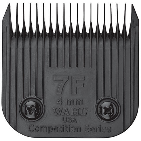 More informations about: Clipper blade Clip system - Wahl Ultimate Competition - N°7F - 3.8mm
