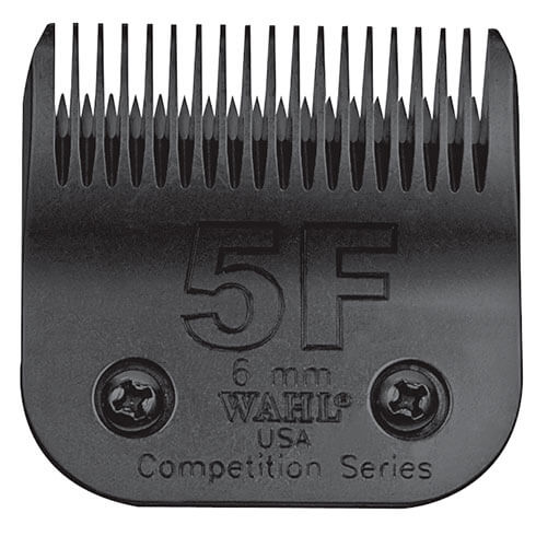 More informations about: Clipper blade Clip system - Wahl Ultimate Competition - N°5F - 6mm