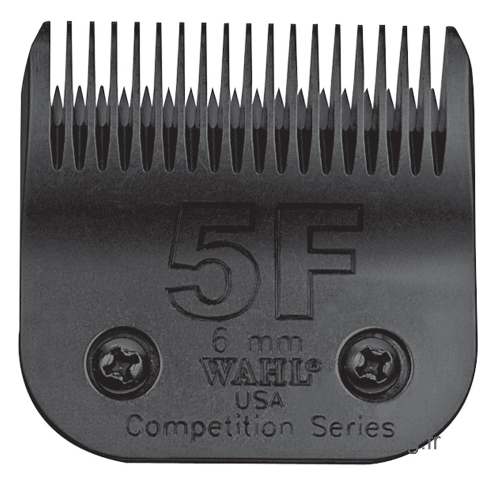 Clipper blade Clip system - Wahl Ultimate Competition - N°5F - 6mm