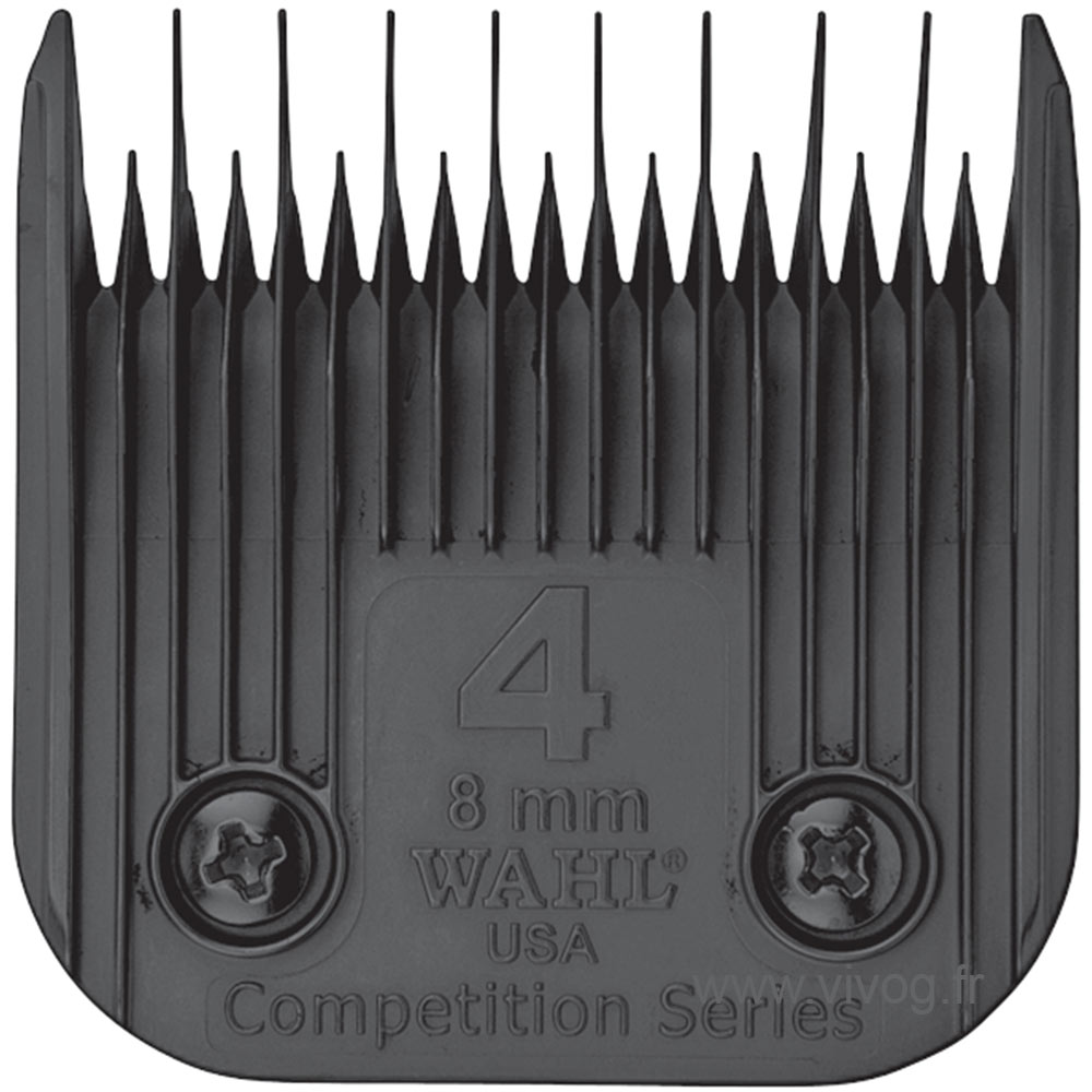 Clipper blade Clip system - Wahl Ultimate Competition - N°4 - 8mm