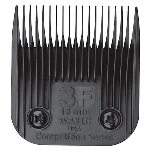 More informations about: Clipper blade Clip system - Wahl Ultimate Competition - N°3F - 10mm
