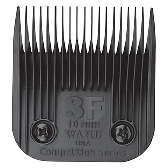 Clipper blade Clip system - Wahl Ultimate Competition - N°3F - 10mm