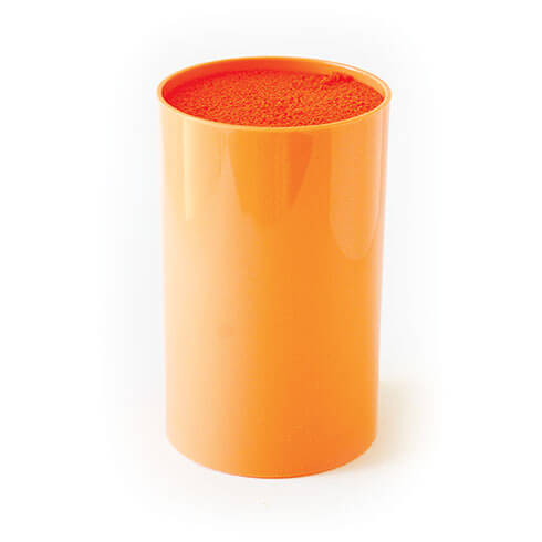 More informations about: Range / Table Knife Holder - Orange