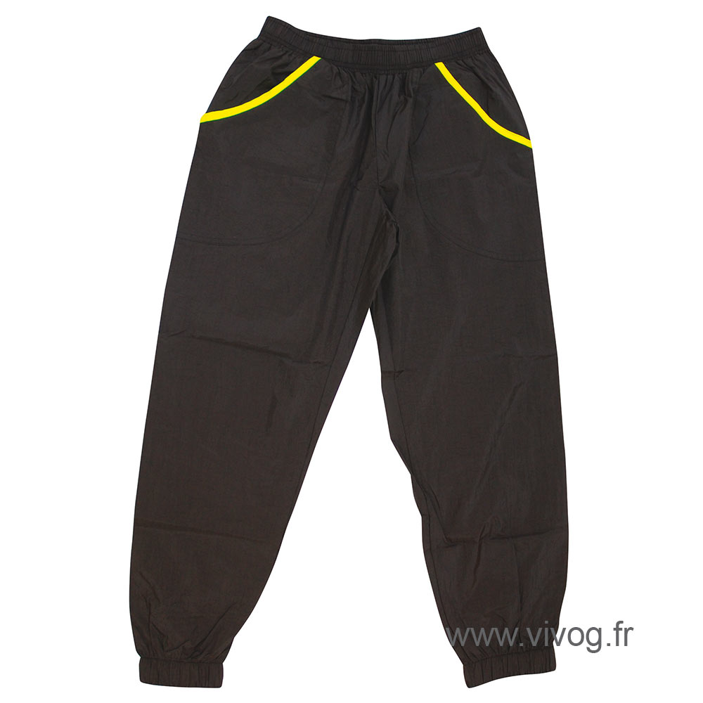 Grooming pants - Black / Yellow