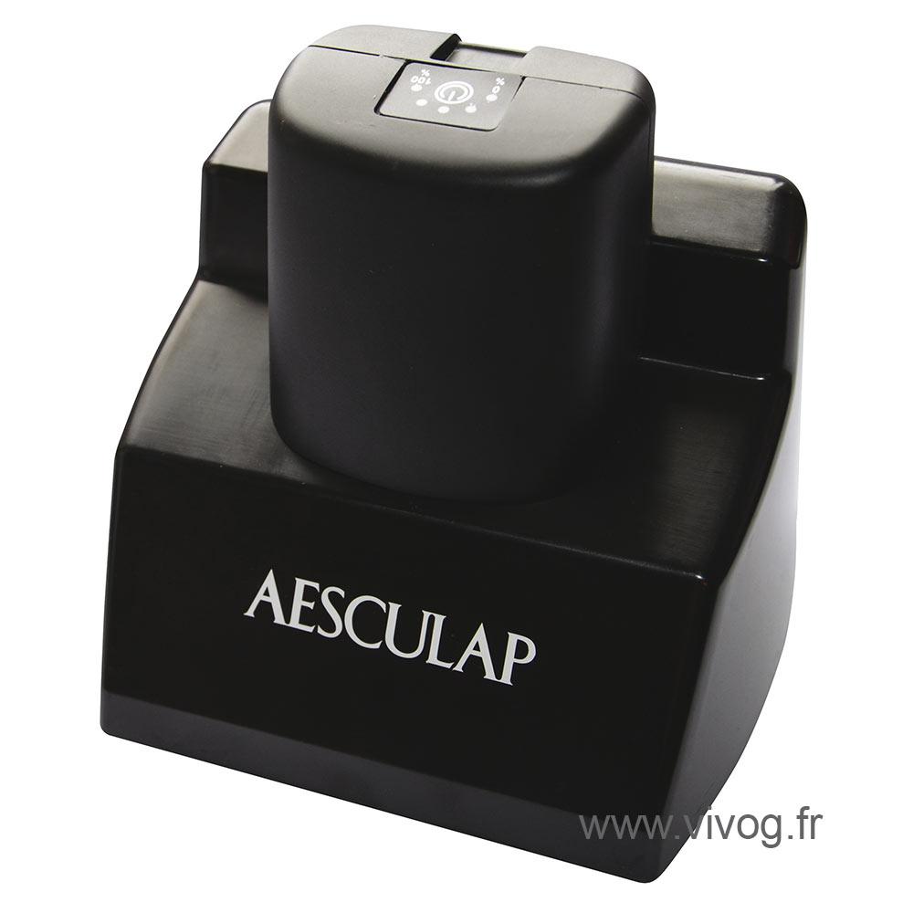 Batterie accu pour tondeuse chevaux Aesculap Econom CL Equipe