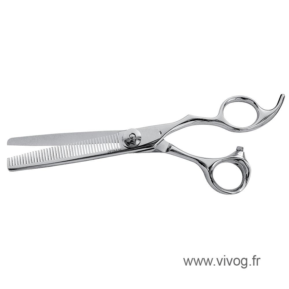 Single edge thinning Japan Style Prestige scissors
