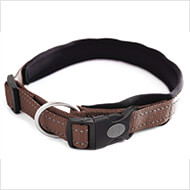 More informations about: Adjustable dog collar - Neo Brown