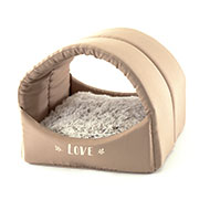 More informations about: Tunnel for cat or dog - Igloo Beige - Martin Sellier