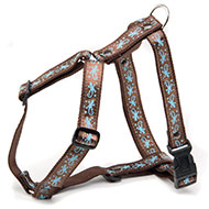 More informations about: Dog harness - Salamander brown