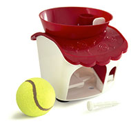More informations about: Dog treats dispenser + 1 ball