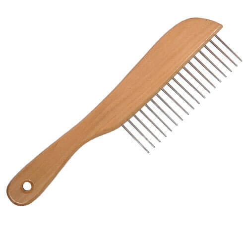 More informations about: Large wooden comb VIVOG