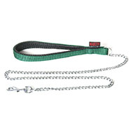 More informations about: Dog Lead chain - green