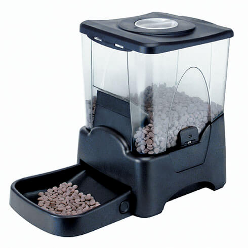 More informations about: Automatic pet feeder