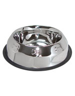 More informations about: Bowl stainless - Luxury - Anti-slip