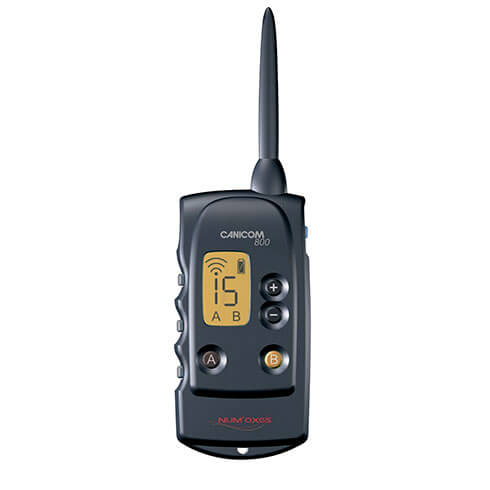 More informations about: Collar recall remote - CANICOM 800 - range 800m