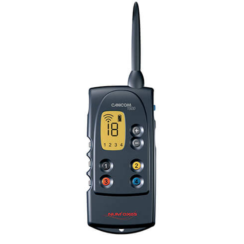 More informations about: Collar recall remote - CANICOM 1500 - range 1500m