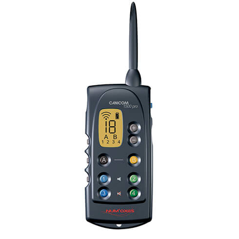 More informations about: Collar recall remote - CANICOM PRO 1500 - range 1500m