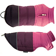 More informations about: Coat for dog - Essential Mauve