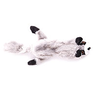 Dog Toy - Plush crushed sound - Fox - 34cm