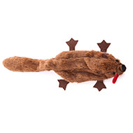 More informations about: Dog Toy - Plush crushed sound - Mongoose