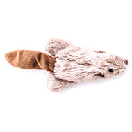 More informations about: Dog Toy - Plush crushed - Castor