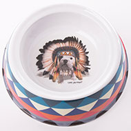 More informations about: Dog bowl - Teo Jasmin Apache