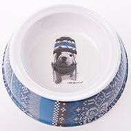 More informations about: Dog bowl - Teo Jasmin Avoriaz