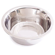 More informations about: Dog bowl - stainless