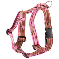 More informations about: Dog harness - Pink Lagoon
