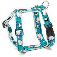More informations about: Dog harness - Bamnoo Flower