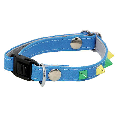 More informations about: Adjustable Cat Collar - Glam & Color - blue