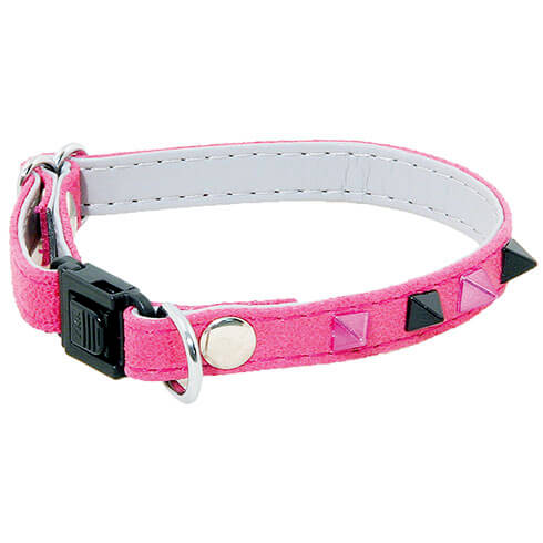 More informations about: Adjustable Cat Collar - Glam & Color - pink