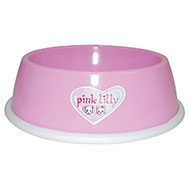 More informations about: Bowl Pink lilly
