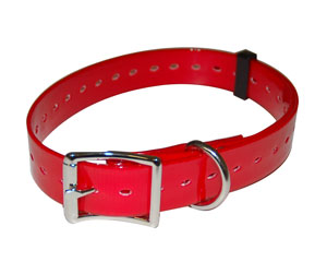 More informations about: Red polyurethane strap