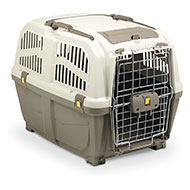 More informations about: Cage de transport Skudo norme IATA Taupe