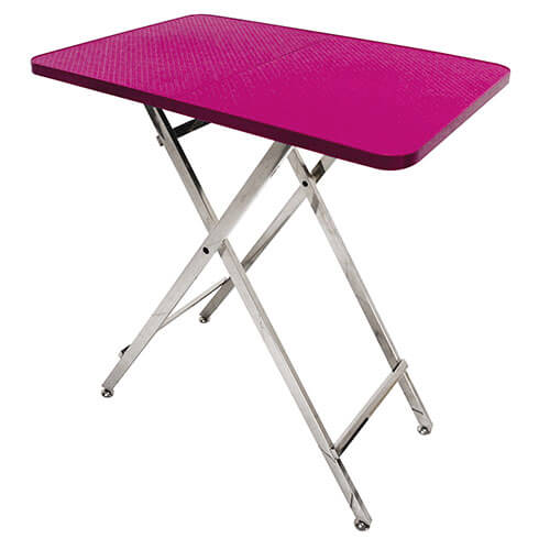More informations about: Light Vivog grooming table pink