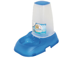 Kibble dispenser - Blue - 1.5 Liters